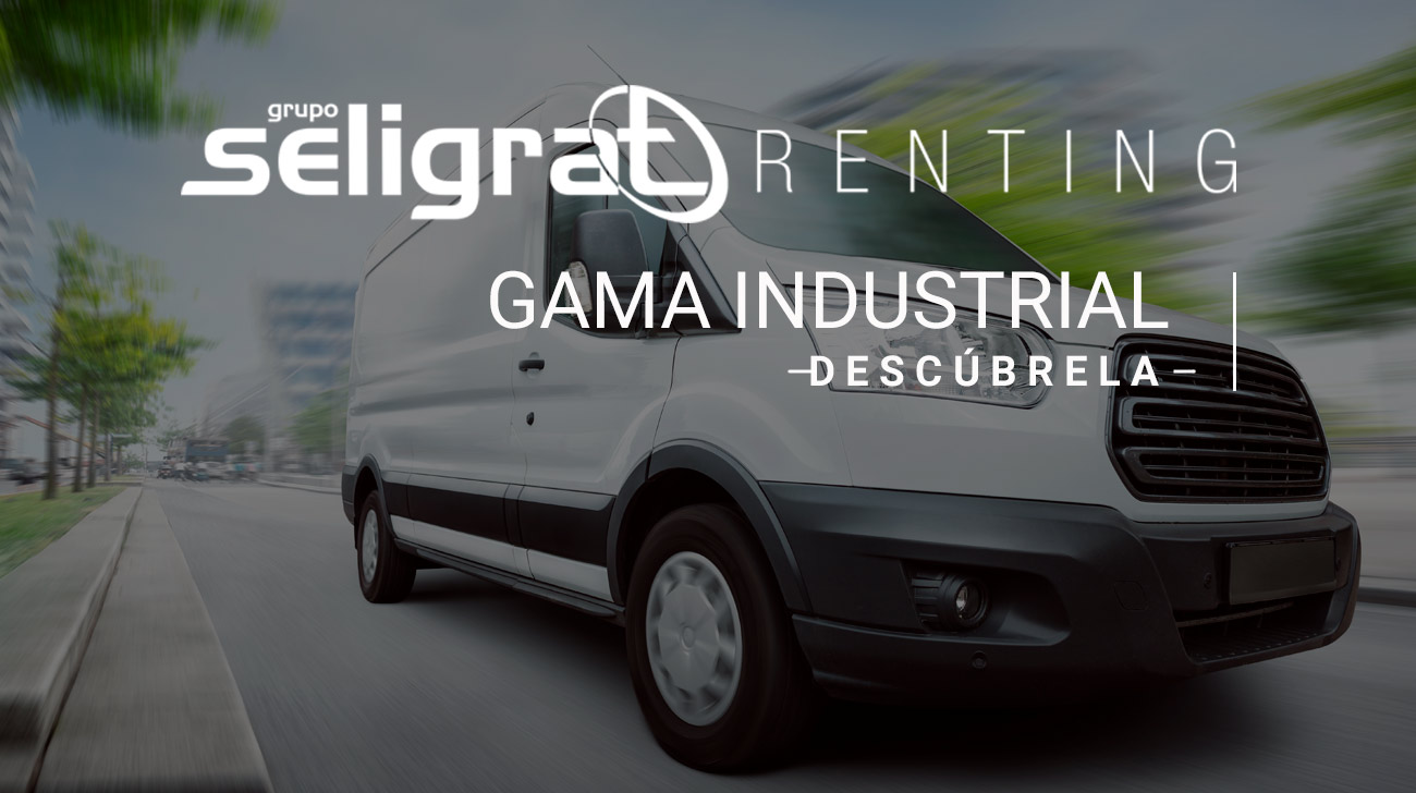 Ventajas del renting de la gama de vehículos industriales